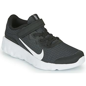Cipők Gyerek Rövid szárú edzőcipők Nike EXPLORE STRADA PS Fekete  / Fehér