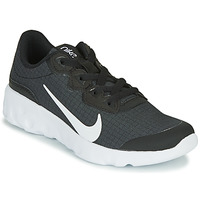 Cipők Gyerek Rövid szárú edzőcipők Nike EXPLORE STRADA GS Fekete  / Fehér