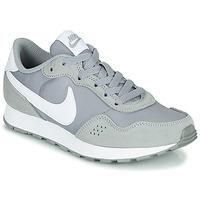 Cipők Gyerek Rövid szárú edzőcipők Nike MD VALIANT GS Szürke / Fehér