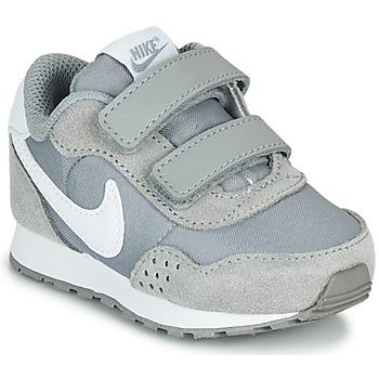 Cipők Gyerek Rövid szárú edzőcipők Nike MD VALAINT TD Szürke / Fehér