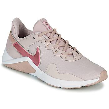 Cipők Női Multisport Nike Legend Essential 2 Bézs / Rózsaszín