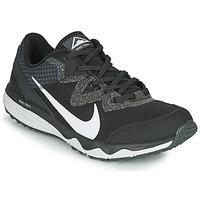 Cipők Férfi Futócipők Nike JUNIPER TRAIL Fekete  / Fehér