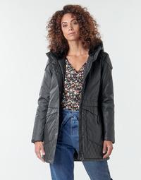 Ruhák Női Parka kabátok One Step FR42021 Szürke