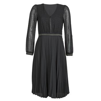 Ruhák Női Rövid ruhák One Step FR30061 Fekete