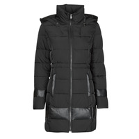 Ruhák Női Steppelt kabátok One Step FR44181_02 Fekete