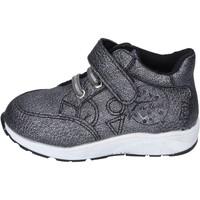 Cipők Lány Rövid szárú edzőcipők Fiorucci BM426 Ezüst