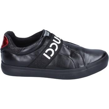 Cipők Lány Belebújós cipők Fiorucci BM427 Fekete