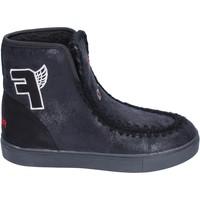 Cipők Lány Bokacsizmák Fiorucci BM430 Fekete