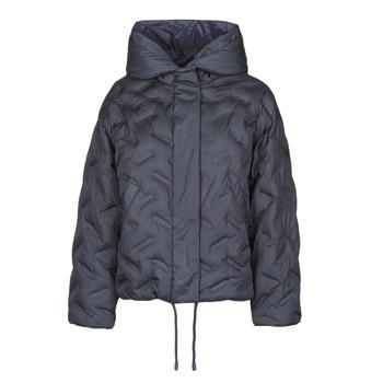 Ruhák Női Steppelt kabátok Emporio Armani 6H2B75 Tengerész