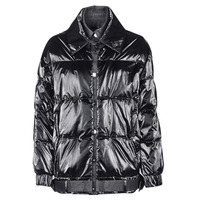 Ruhák Női Steppelt kabátok Emporio Armani 6H2B97 Fekete
