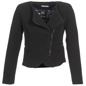 Ruhák Női Kabátok / Blézerek Little Marcel VIALI Fekete