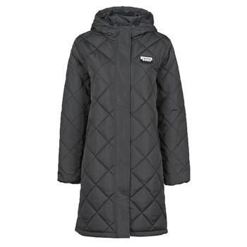 Ruhák Női Steppelt kabátok Vans CLAIR SHORES PUFFER JACKET MTE Fekete