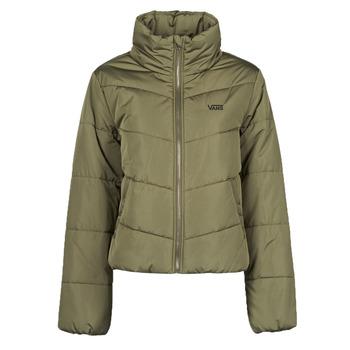 Ruhák Női Steppelt kabátok Vans FOUNDRY V PRINTED PUFFER MTE Keki