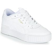 Cipők Női Rövid szárú edzőcipők Puma CALI SPORT Fehér