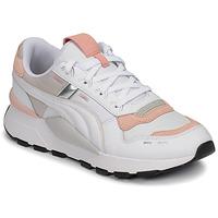 Cipők Női Rövid szárú edzőcipők Puma RS-2.0 FUTURA Fehér / Rózsaszín