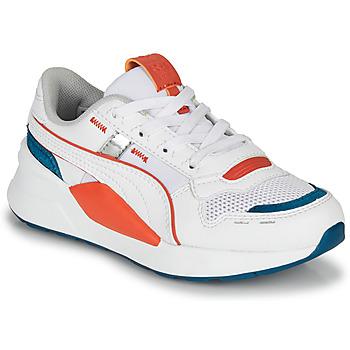 Cipők Gyerek Rövid szárú edzőcipők Puma RS-2.0 TOPS PS Fehér / Kék / Piros