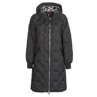 Ruhák Női Steppelt kabátok Replay W7610 Fekete