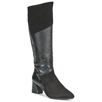 Cipők Női Városi csizmák Hispanitas FUJI-5 Fekete