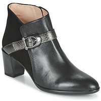 Cipők Női Bokacsizmák Hispanitas PIRINEO Fekete