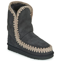 Cipők Női Csizmák Mou ESKIMO 24 Fekete