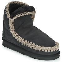 Cipők Női Csizmák Mou ESKIMO 18 Fekete