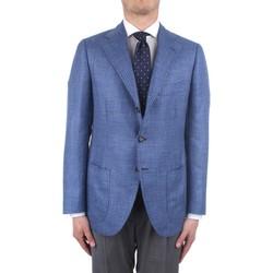 Ruhák Férfi Kabátok / Blézerek Cesare Attolini S20MA43 Blue