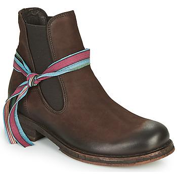 Cipők Női Csizmák Felmini COOPER Barna