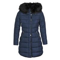 Ruhák Női Steppelt kabátok Betty London NANCIE Tengerész