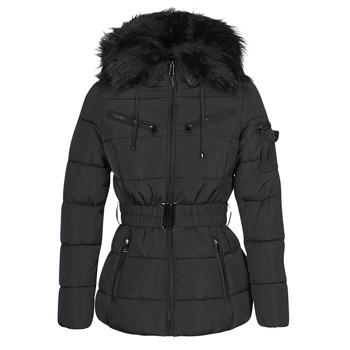 Ruhák Női Steppelt kabátok Betty London NANCEY Fekete