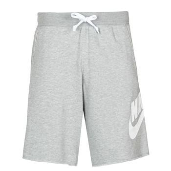 Ruhák Férfi Rövidnadrágok Nike M NSW SCE SHORT FT ALUMNI Szürke