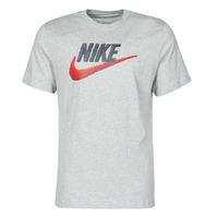Ruhák Férfi Rövid ujjú pólók Nike M NSW TEE BRAND MARK Szürke