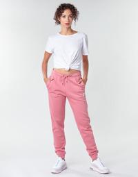 Ruhák Női Futónadrágok / Melegítők Nike W NSW ESSNTL PANT REG FLC Rózsaszín