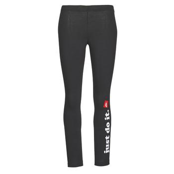 Ruhák Női Legging-ek Nike W NSW LGGNG CLUB Fekete