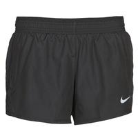 Ruhák Női Rövidnadrágok Nike W NK 10K SHORT Fekete