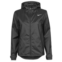 Ruhák Női Széldzseki Nike W NK ESSENTIAL JACKET Fekete