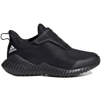 Cipők Gyerek Futócipők adidas Originals Fortarun AC K Czarne