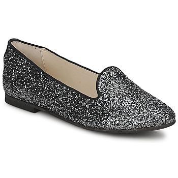 Cipők Női Mokkaszínek KMB SILVA Fényes / Szürke