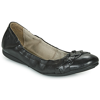 Cipők Női Balerina cipők  Dream in Green NERLINGO Fekete