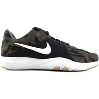 Cipők Női Fitnesz Nike Flex Trainer Print Szürke