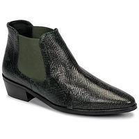 Cipők Női Csizmák Fericelli NANARUM Fekete  / Zöld
