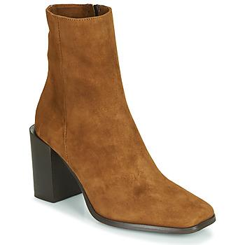 Cipők Női Bokacsizmák Fericelli NRETZEL Teve
