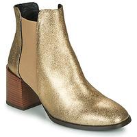 Cipők Női Bokacsizmák Fericelli NIOCHE Arany