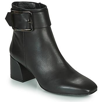 Cipők Női Bokacsizmák Fericelli NUCHE Fekete