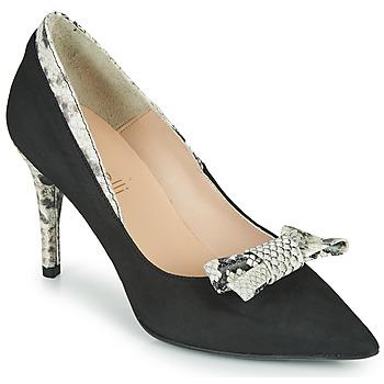 Cipők Női Félcipők Fericelli NOOKIE Fekete
