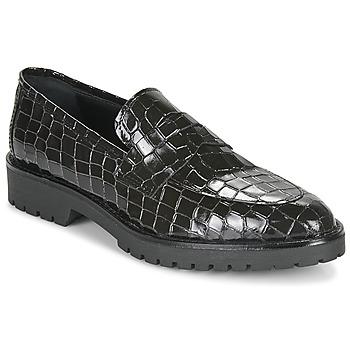 Cipők Női Mokkaszínek Fericelli NORNUELLE Fekete