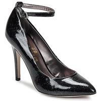 Cipők Női Félcipők Shellys London STAR Fekete  / Fényes