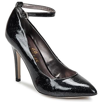 Shoes Női Félcipők Shellys London STAR Fekete  / Fényes