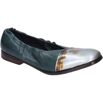 Cipők Női Balerina cipők  Moma BM529 Zöld