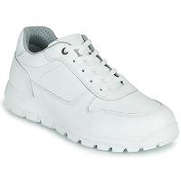 Cipők Női Rövid szárú edzőcipők Casual Attitude NABEILLE Fehér