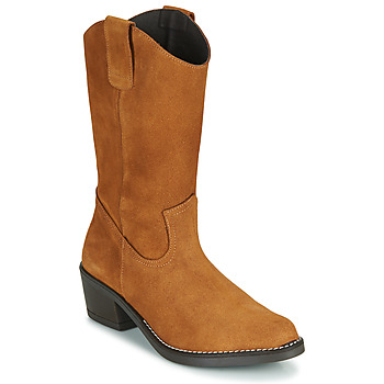 Cipők Női Városi csizmák Casual Attitude NESCARGO Teve